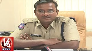Cyberabad Traffic DCP Vijay Kumar Releases Traffic Violation Challans List | Hyderabad