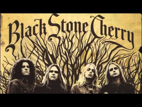 Black Stone Cherry - Backwoods Gold