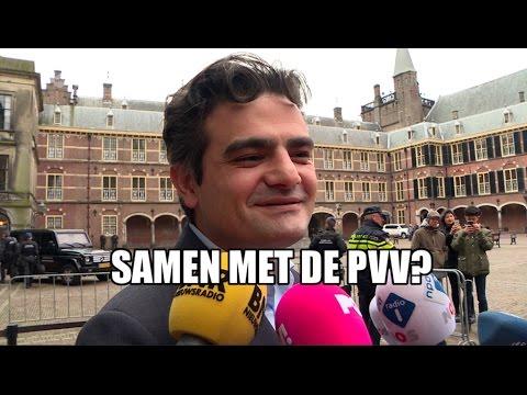 Wie wil er samen met Geert?