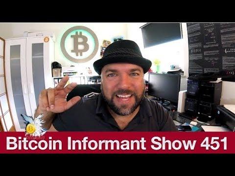 #451 Binance, Kraken Verstoss gegen Regulierung, Marktplatz auf Blockchain Basis & Zaif Börse Hack