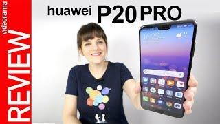 Huawei P20 PRO review -su TRICÁMARA Leica a prueba- 📸🚀