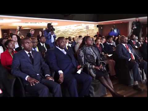 2015 All Africa Innovation Summit (Highlights: dubbed in French)