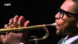 Swr Big Band Roy Hargrove Strasbourg St Denis At Aalener Jazzfest 2011