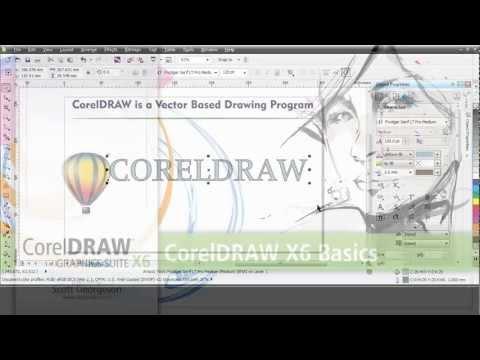 04 - CorelDRAW X6 Basics
