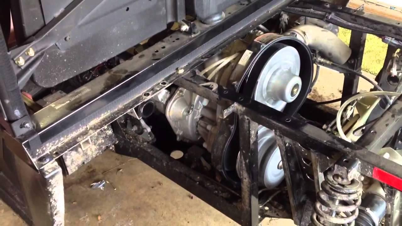 Kawasaki Mule Diesel Engine Problems