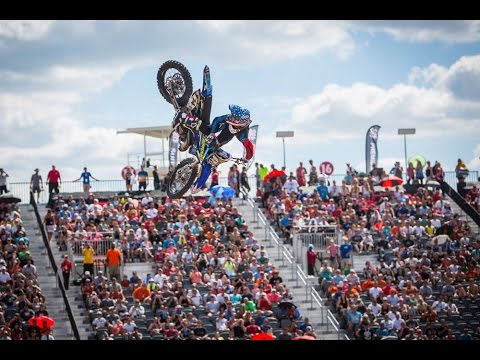 Jarryd McNeil wins gold in Moto X Best Whip - ESPN