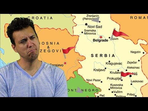 5 Places to Visit in SERBIA