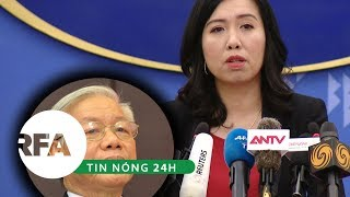 Tin nóng 24h | Việt Nam thừa nhận sức khỏe của TBT Nguyễn Phú Trọng có vấn đề