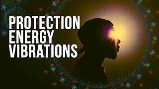 "5-Mins Quick PSYCHIC PROTECTION Music: ""Protection Energy Vibrations"" - Positivity and Wellness"