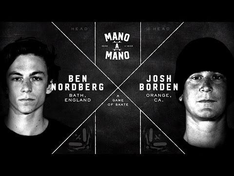Mano A Mano Round 2: Ben Nordberg vs. Josh Borden