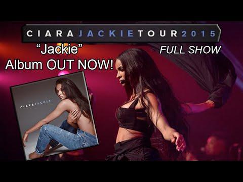 Ciara - Jackie Tour (Full Show) [Jackie ALBUM OUT NOW!]