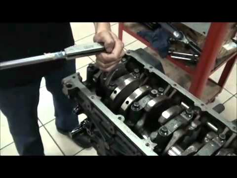 Vale a pena ver de novo. Montagem motor Marea 2.4 20v