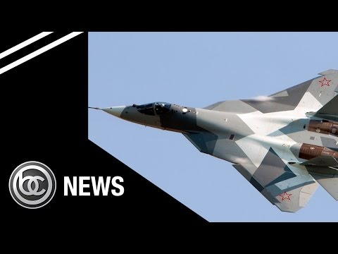 BREAKING NEWS: Turkey Shoots Down Russian War Plane