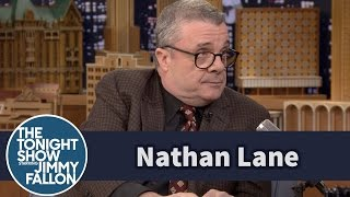 Thanksgiving Eve Is Nathan Lane's Drunk Anniversary