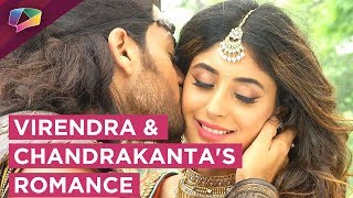 Virendra Saves Chandrakanta's Father | Romantic Moment | Life Ok