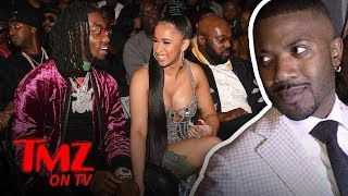 Ray J Weighs In On Cardi B & Offset's Split | TMZ TV