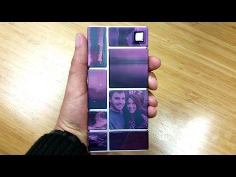 El Proyecto Ara quiere renovar los celulares a punta de módulos