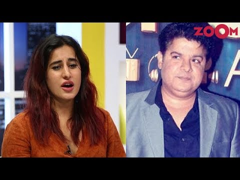 Saloni Chopra talks about when SHE MET with Sajid Khan | #MeToo India | Exclusive thumbnail