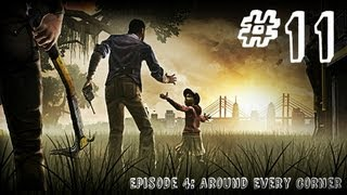 The Walking Dead - Episode 4 - Gameplay Walkthrough - Part 11 - TOUGHEST CHOICE (Xbox 360/PS3/PC)