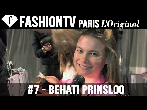 Victoria's Secret Fashion Show 2012 2013 Backstage ft Behati Prinsloo & Cara Delevingne | FashionTV