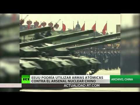 Pánico nuclear: EE.UU. busca neutralizar el revelado arsenal atómico de China