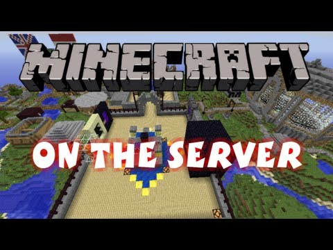 On The Minecraft Server - Lord Olympics and Creative (Ep 5)