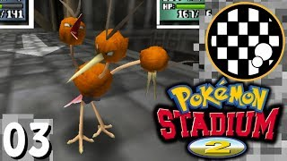 Pokemon Stadium 2 | PART 3