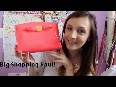 Big Haul! – Ted baker, HnM, Lush ect