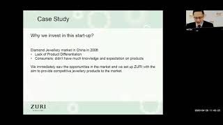 Webinar on China's Jewellery Market & Growing Your Business through O2O (Online & Offline) platform