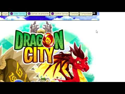 Dragon city Hack Dragoes e 20M de Gold cada 10 segundos