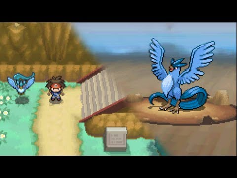 Pokemon Black And White Legendary Pokemons ▶ Pokémon Black 2 / White 2