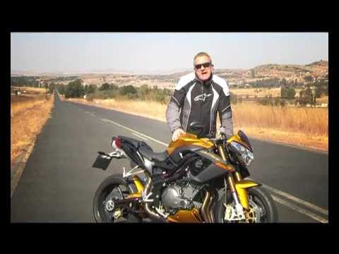Benelli Cafe Racer Test Ride.