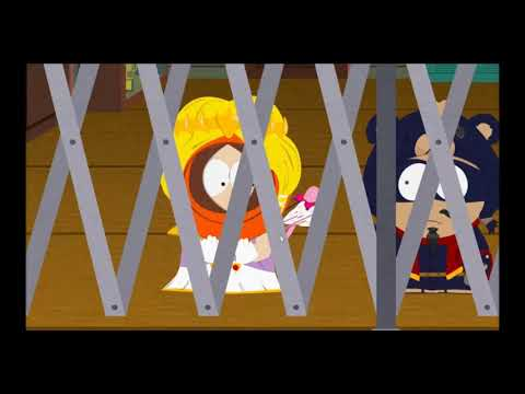 South Park Stick of Truth: Busting Craig out of detention