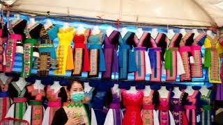 Beautiful hmong clothes