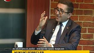 İş ve Yaşam | Eskişehir Baro Başkanı Mustafa Elagöz
