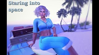 Staring into space  in Second Life
