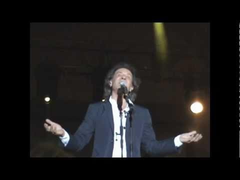 ALBERT HAMMOND - Si me amaras -Concierto en Valladolid-