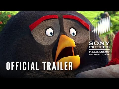 THE ANGRY BIRDS MOVIE - International Trailer F - IN CINEMAS MAY 12