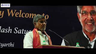 Centre of Child Rights In SRM in Partnership with Dr. Kailash Satyarthi Foundation