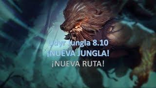 Udyr - Challenger Gameplay - ¡Nueva jungla 8.10! Explicación.