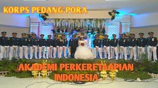 Download Lagu PEDANG PORA ( AKADEMI PERKERETAAPIAN INDONESIA ) MOSE & DIAN SIDOARJO Gratis STAFABAND