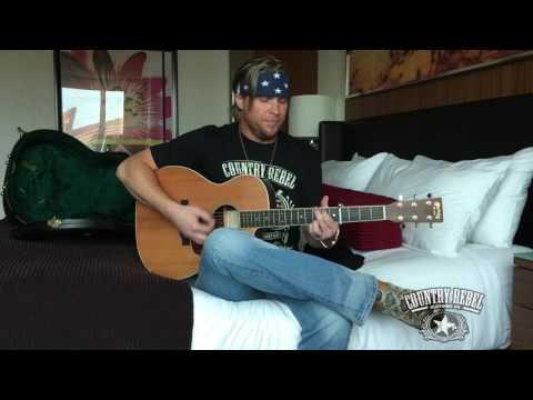 George Strait - Troubadour - Glen Templeton - Acoustic Cover