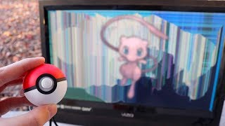POKEBALL PLUS VS. TV