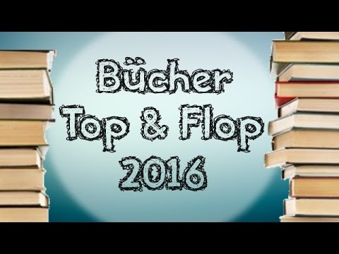 Top & Flop | Bücher des Jahres 2016