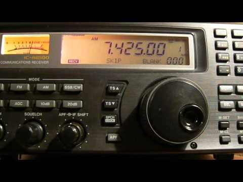 7425khz,Radio Free Europe/ Radio Liberty IS 60 YEARS OLD!