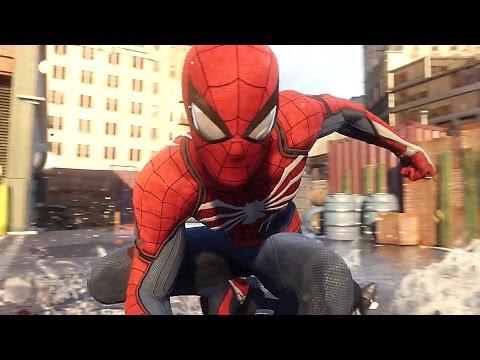 PS4 - Spider Man Trailer (E3 2016)