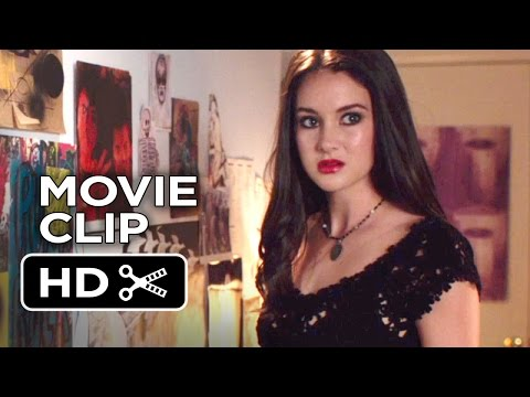 White Bird In A Blizzard Movie CLIP - Confrontation (2014) - Shailene Woodley, Eva Green Movie H