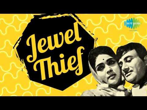 Aasman Ke Neeche - Kishore Kumar - Lata Mangeshkar - Jewel Thief...