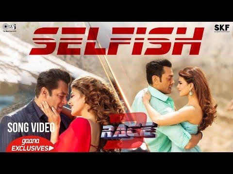Selfish Song Video Breakdown | Salman Khan | Race 3 | Lokmat News | Atif Aslam thumbnail