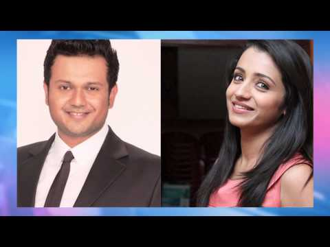 Atlast Actress Trisha Is Getting Married - Official Announcement From Trisha - Redpix24x7 video